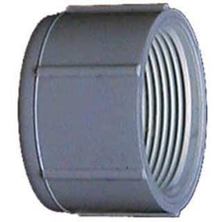 Genova Products 30162 2-inch PVC Sch. 40 Threaded Caps