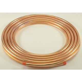 Streamline D06020P Roll Copper Coil 3/8-inch x 20-foot