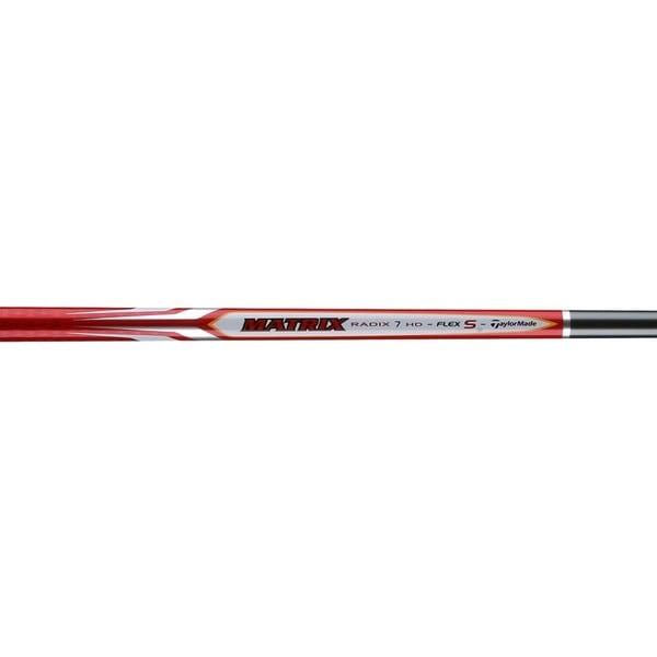 TaylorMade Burner TP Matrix Ozik Radix-7 HD Graphite Golf Shafts