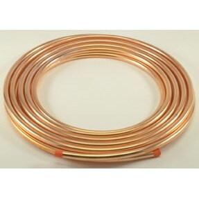 Streamline D03050P Copper Tubing 3/16-inch OD x 50-foot