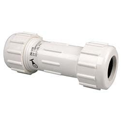 B And K Industries 160-104 3/4-inch PVC Compression Coupl...