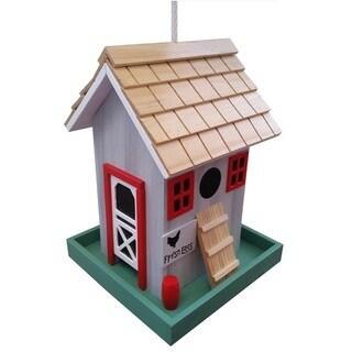 Home Bazaar Chicken Coop Birdfeeder
