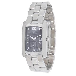 Pre-Owned Baume & Mercier Hampton 65310 in Stainless Steel Quartz Watch