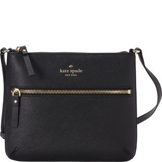 Kate Spade New York Cedar Street Market Tenley Black Crossbody Handbag