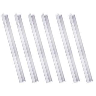 LED Concepts White Linkable 22-inch LED Light Bar (Set of 6)