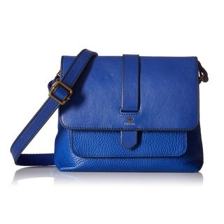 Fossil Kinley Small Crossbody Bag - Sapphire