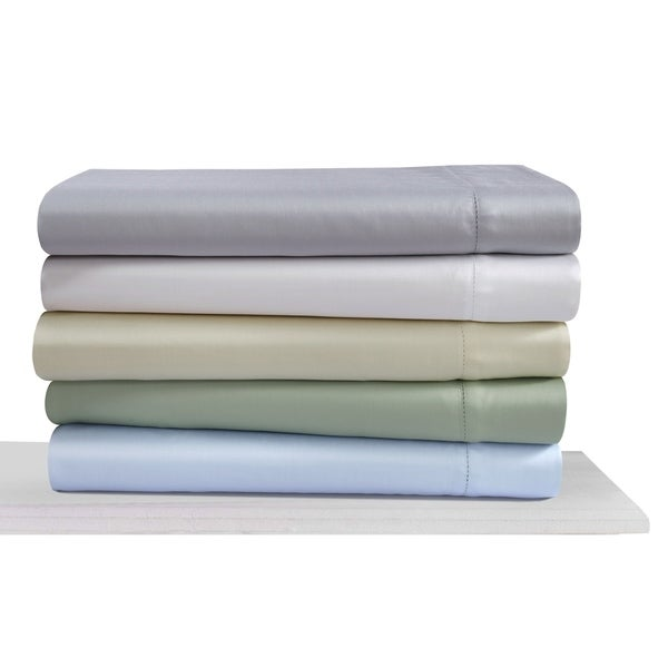 Tencel Silky Soft Extra Deep Pocket Sheet Set with Luxury Size Flat