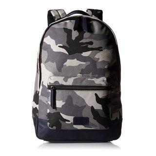 Fossil Estate Canvas Backpack - Grey Multi