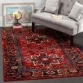 Safavieh Vintage Hamadan Red / Multicolored Rug (4' x 6')
