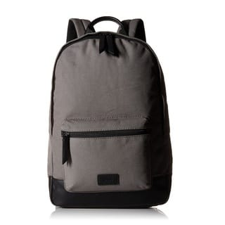 749d84ac939b Fossil Estate Canvas Backpack - Grey