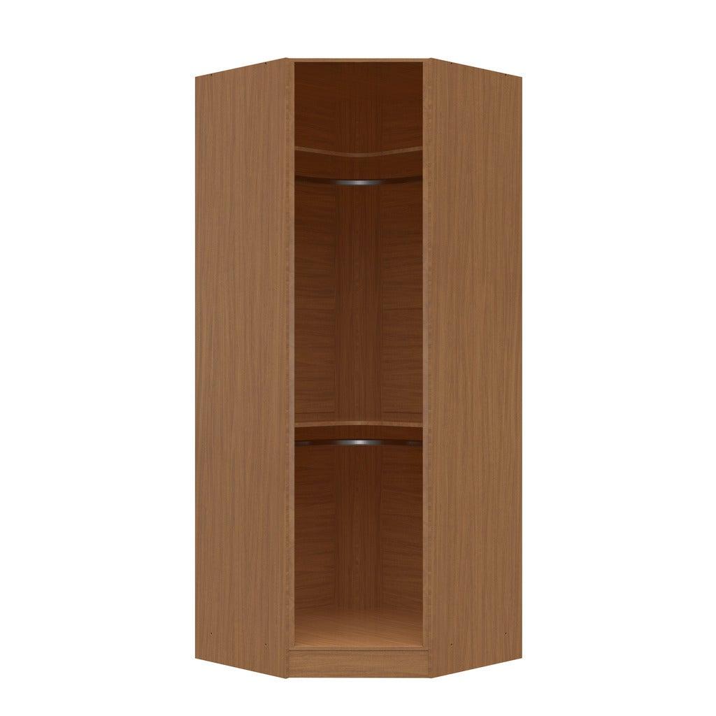 Manhattan Comfort Chelsea 36.22-inch Wide Corner Closet (...