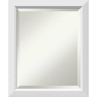 Bathroom Mirror, Blanco White