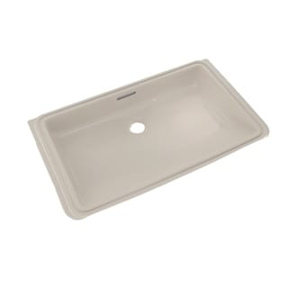 Toto Sedona Beige Lavatory Undercounter Cefiontect 20.5-inch x 12.375-inch Sink