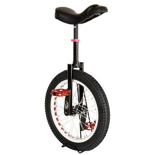 Koxx XForm 2.0 Black 20-inch Trials Unicycle