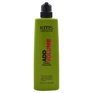 KMS 25.3-ounce Add Volume Shampoo