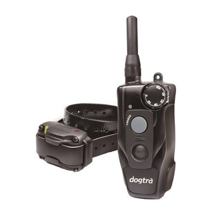 Dogtra No-Nonsense Black Dog Training Collar
