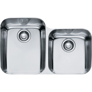 Franke Artisan Double-bowl Undermount Sink