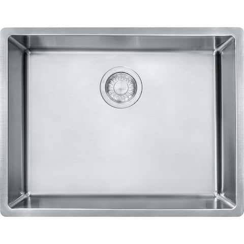 Franke Cube Undermount Kitchen Sink - 22.75 x 17.75