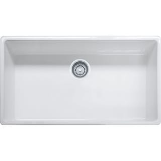 Franke Farm House Af White Fireclay Single 36Cab Sink