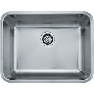 Franke Grande Series Stainless Steel Single-bowl Kitchen Sink