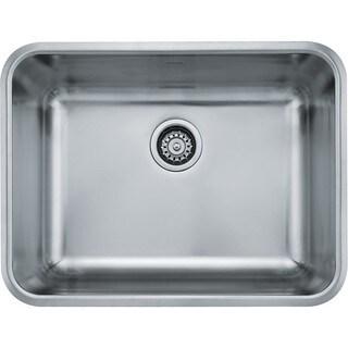 Franke Grande Series Stainless Steel Single-bowl Kitchen Sink