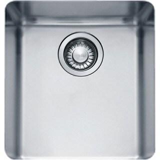 Franke Kubus Single Bowl Undermount Sink