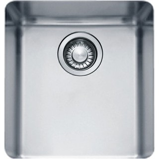 Franke Kubus Single Bowl Undermount Sink