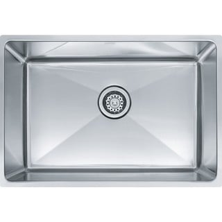 Franke Professional Series Single Bowl Undermount Sink