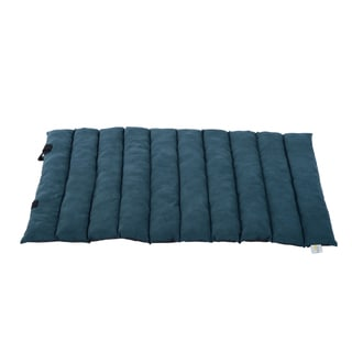 Pawhut 42-inch Padded Pet Bolster Bed