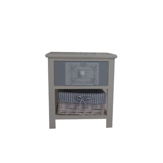 Antiqued Wood Cabinet by Urban Port