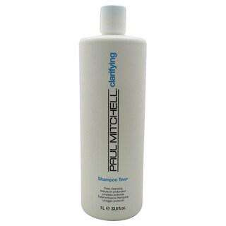 Paul Mitchell 33.8-ounce Clarifying Shampoo Two