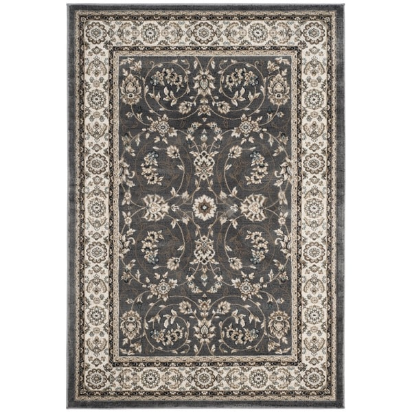 Shop Safavieh Lyndhurst Traditional Oriental Grey Cream
