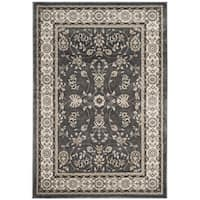 Safavieh Lyndhurst Traditional Oriental Grey/ Cream Rug - 6' x 9'
