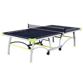 Dunlop Blue Wood 25-millimeter 2-piece Table Tennis