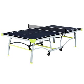 Dunlop Blue Wood 18-millimeter 2-piece Table Tennis
