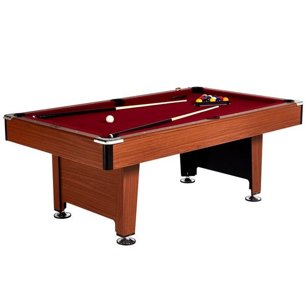 Shop Barrington Inch Billiard Table Free Shipping Today - 84 pool table