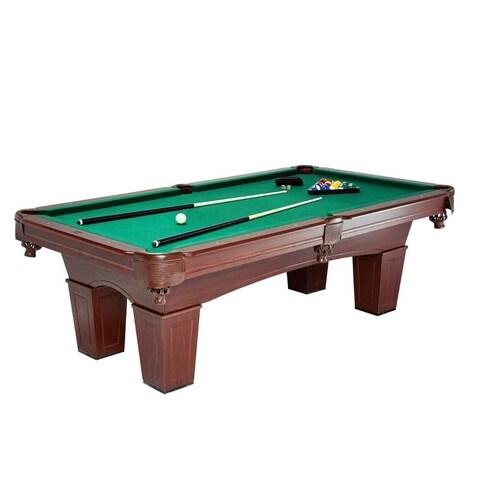 MD Sports 96-inch Billiard Table