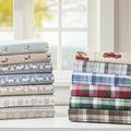 Woolrich Tasha Cotton Flannel Sheet Set 3-Color Option