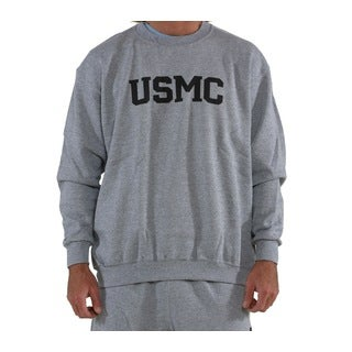 High Performance Grey USMC Sweatshirt