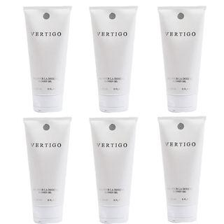 Vertigo 6-ounce Shower Gel (Pack of 6)