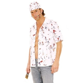 Elegant Moments Paint the Town Costume With Shirt, Hat and Paintbrush