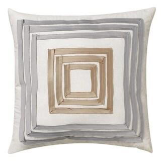 Nostalgia Home Stanton Stripe Square Pillow