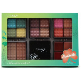 Cameo Mineral Makeup Stackable Cube Kit