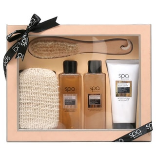 Style & Grace Deluxe 5-piece Spa Set