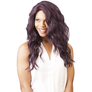 New Born Free Synthetic Lace Front Wig MLU04