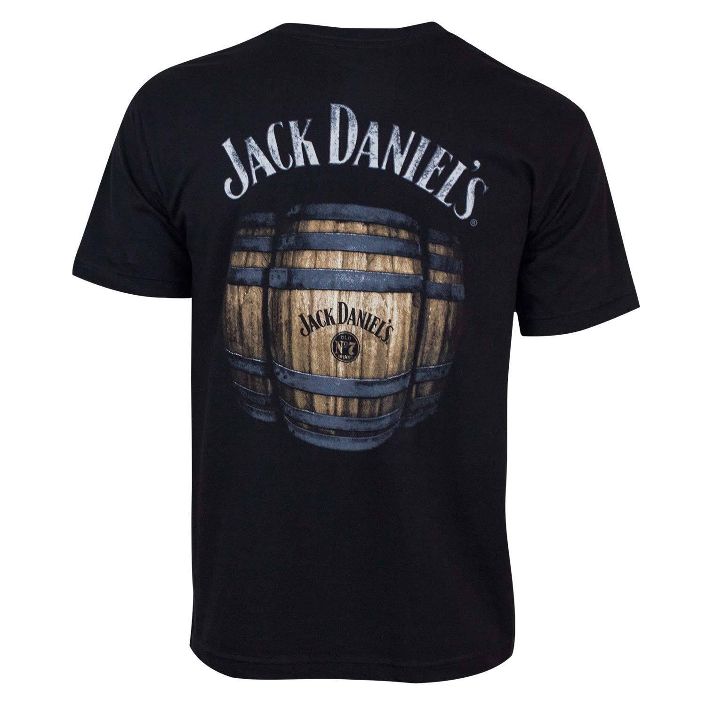 JACK DANIEL'S Barrel T-shirt (X-Large), Men's, Size: XL, ...
