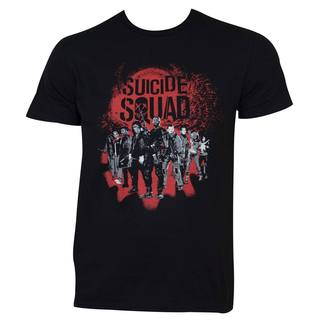 Men's Suicide Squad Group Tee Shirt