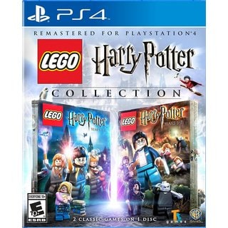 Lego Harry Potter Collection ((LHP YRS 1-4/LHP YRS 5-7) - PS4