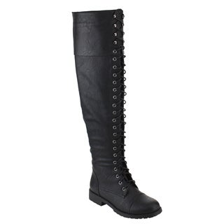 Knee-High Boots Women's Boots - Shop The Best Brands - Overstock.com