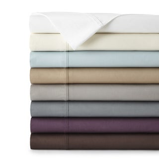 Southshore Fine Linens Set of 2 300 Thread Count Cotton Pillowcases